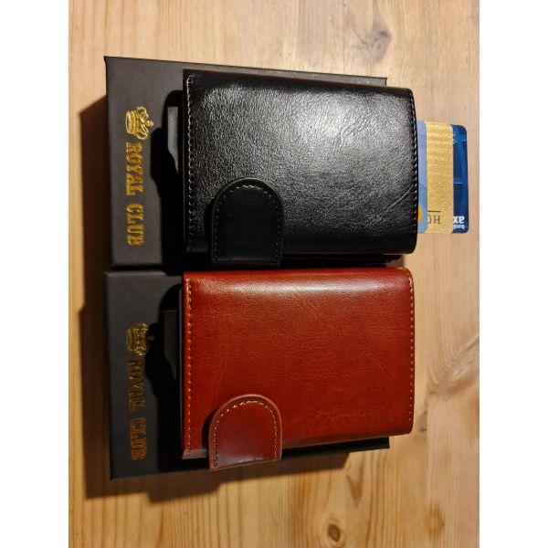 Pengebok/kortholder