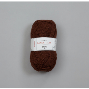 Rauma Garn Lamull - L34 Brun