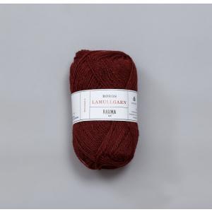 Rauma Garn Lamull - L29 Kobberrød