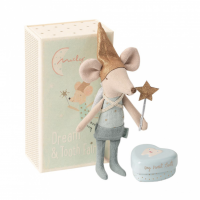 Maileg -  Tooth fairy mouse in a box, big brother