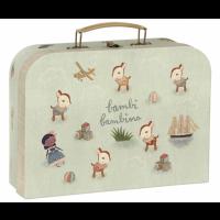 Maileg koffert Bambi Bambino