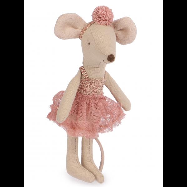 Maileg dance mouse, mus, Mira Belle, big sister