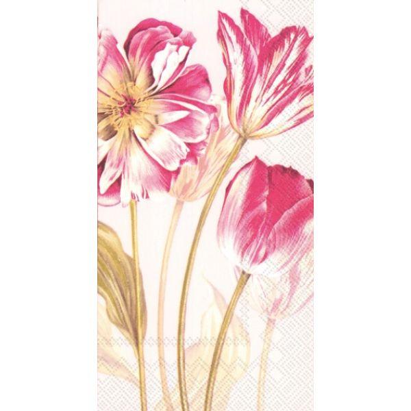 """""""Majestic Tulips""""  Buffet"""