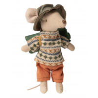 Maileg - Boy Hiking Mouse