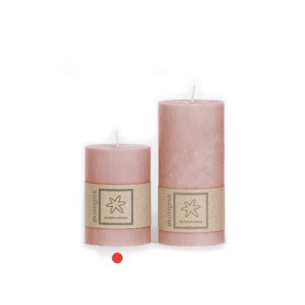 "Kubbelys 7x10cm ""Powder Pink"""