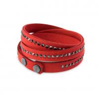 Fancy Bracelet Red Jet