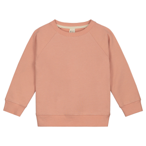 GRAY LABEL - CREWNECK SWEATER RUSTIC CLAY