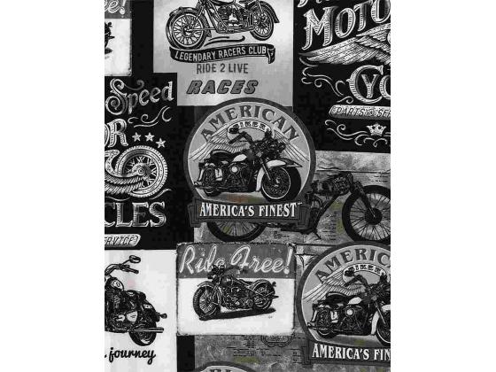 Enjoy the ride motorsykler
