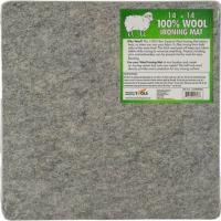 Wool mat 14 x 14 inch
