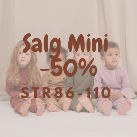 SALG MINI -50%