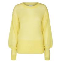 NUCHANTAL Lime Pullover