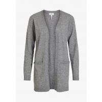 OBJTHESS Grey Cardigan