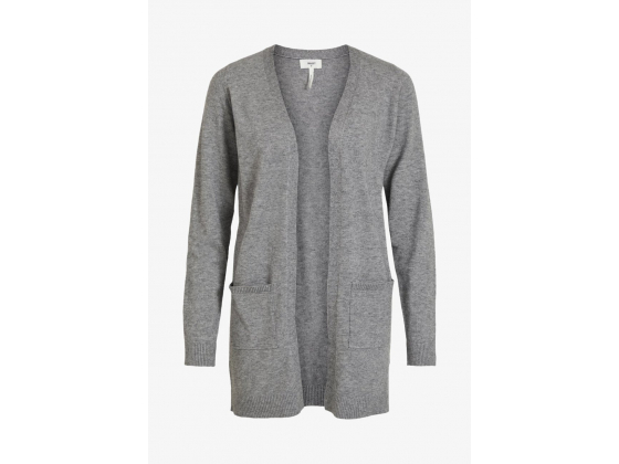 OBJTHESS Grey Cardigan
