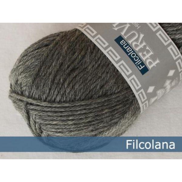 Filcolana Peruvian - 955 Medium Grey (melange)
