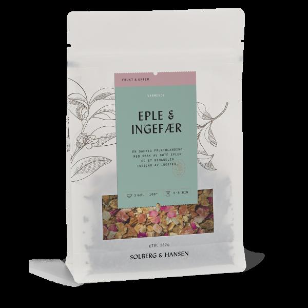 Eple & Ingefær