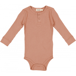 MARMAR - BODY MODAL LS ROSE BROWN