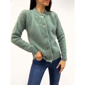 Monty Cardigan - Chinois Green