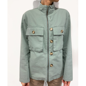 Saul Jacket - Chinois Green