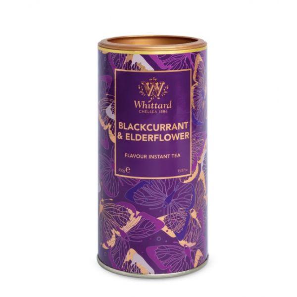 Whittard - Blackcurrant & Elderflower Flavour Instant Tea