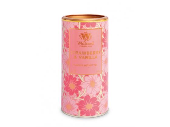 Whittard - Strawberry & Vanilla Instant Tea