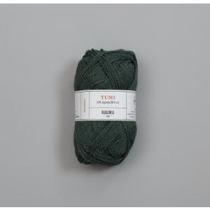 Tumi B138 Mørk grønn - Rauma Garn