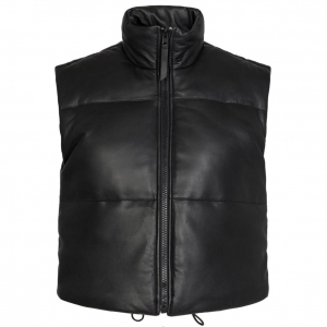 Mountain Leather Vest