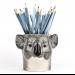 Koala vase og blyantholder fra Quail