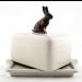 Smørklokke med hare fra Quail