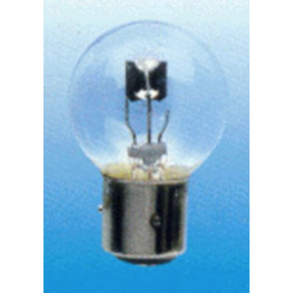Amolux 379 6V, 45/40W, BA21d
