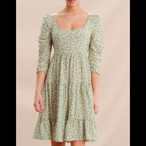Delicate Tieback dress