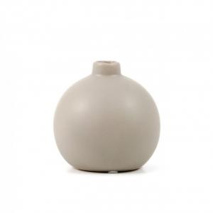 Vase Oval beige