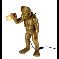 """""""Diver Dan"""" bordlampe"""