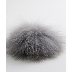 Pelsdusk grå - stor