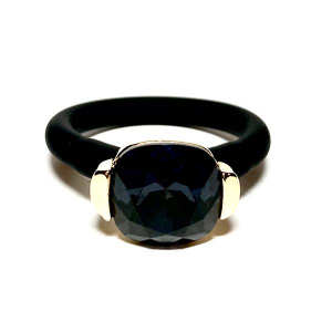 Twins Atelier Ring - Graphite Gold