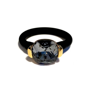 Twins Atelier Ring - Silver Night Gold
