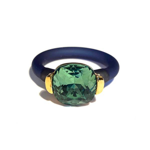 Twins Atelier Ring - Erinite Gold