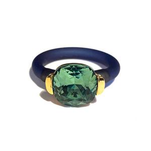 Twins Atelier Ring - Erinite Gold