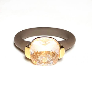 Twins Atelier Ring - Crystal Ignite Gold