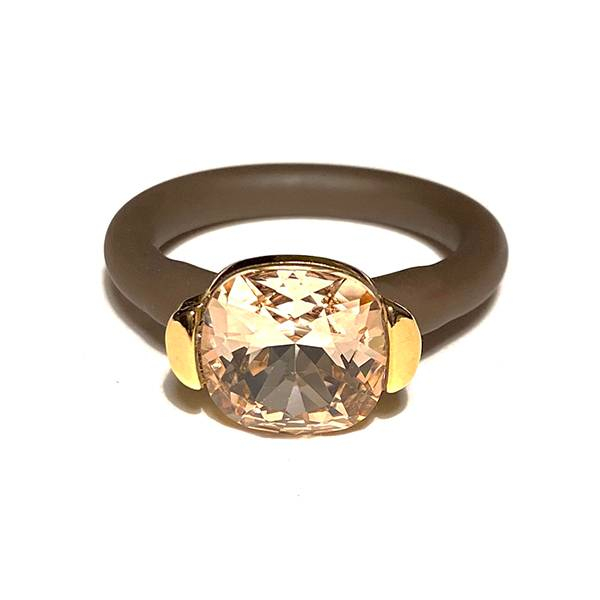 Twins Atelier Ring - Sand Gold