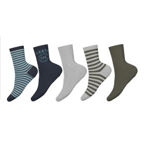 Vaks 5-pk sokker Mini 19-30