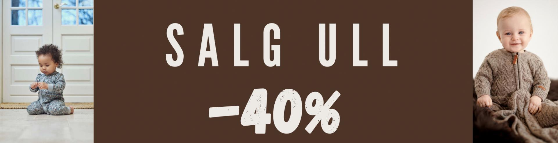 SALG ULL -40%