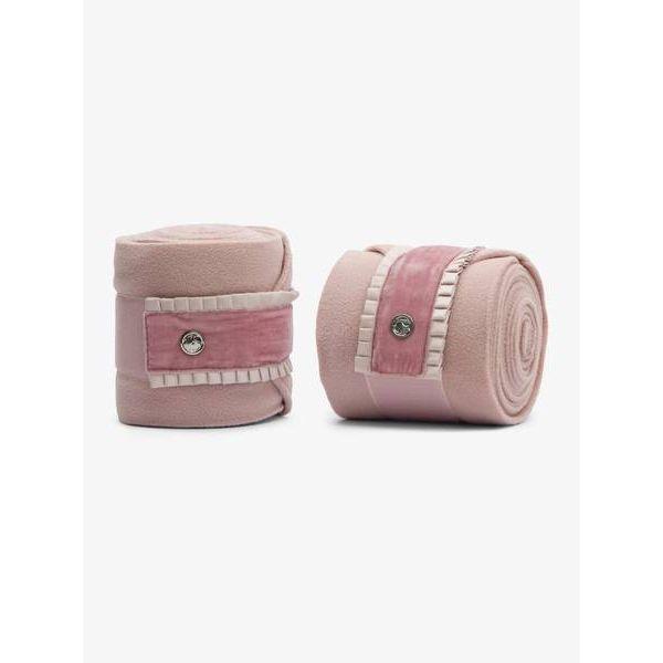 PS Bandasjer Ruffle Pink 4pk