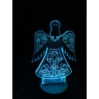 3D Lampe - Engel 7