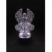 3D Lampe - Engel 1