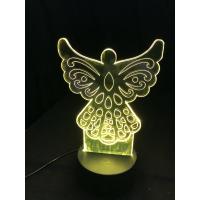 3D Lampe - Engel 6