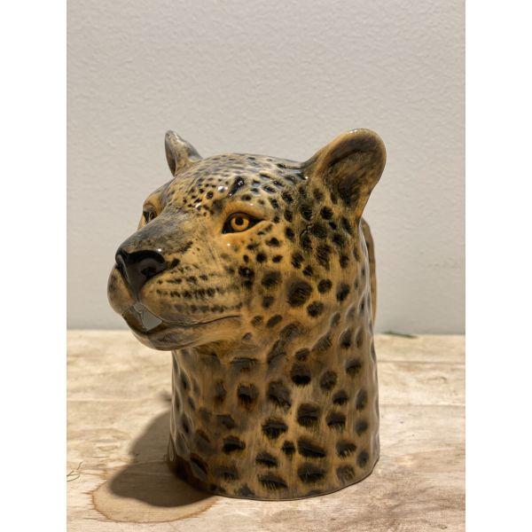 Leopard mugge fra Quail