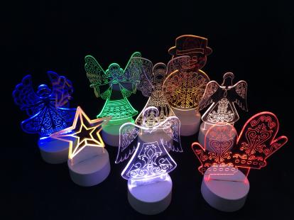 3D Lamper