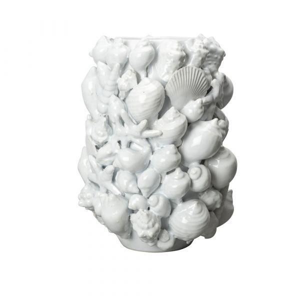 By On Vase - Ocean