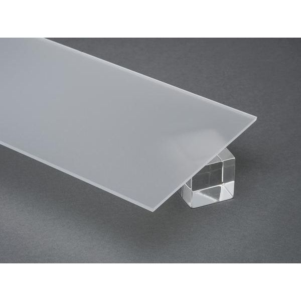 Akryl 3mm satin (frostet) 060x037,5cm