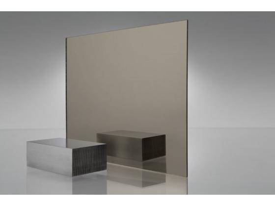 Akryl 3mm bronse speil 40x37,5cm